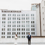 Elegant Jewish Wedding - Luxury wedding at Fairmont Hotel Vancouver - BC Canada | Photography: Camilla Anchisi Photography | Italian wedding photographer | Italian destination wedding photographer | www.camillaanchisi.com
