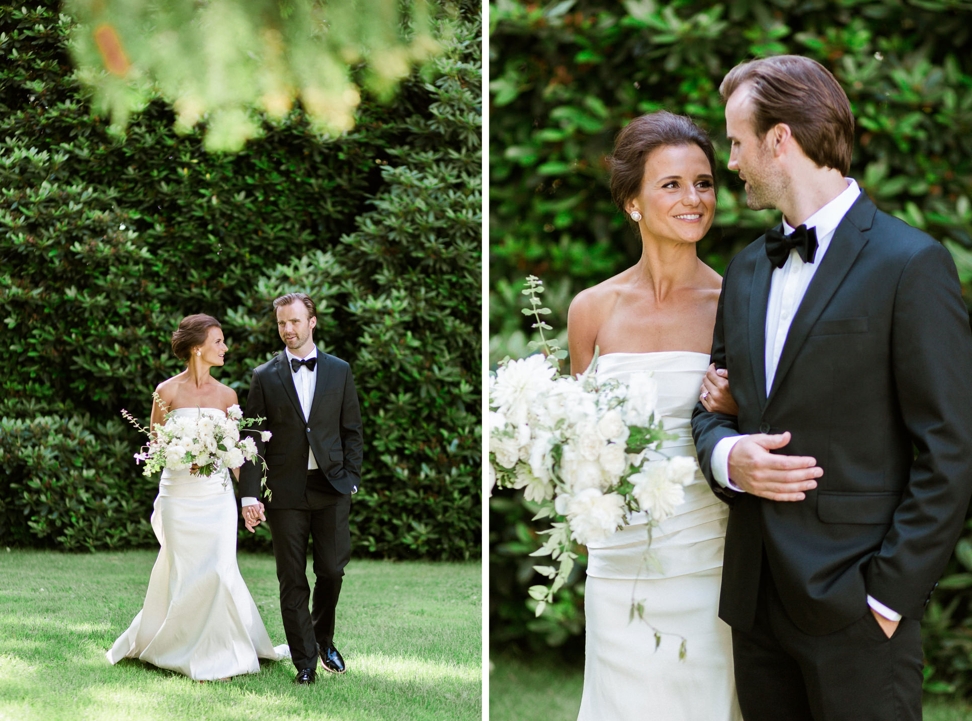 timeless elegant wedding at cecil green park house camilla