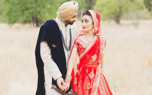 Bright and colourful Indian wedding in Kelowna | Camilla Anchisi Photography, Italian Destination Wedding Photographer