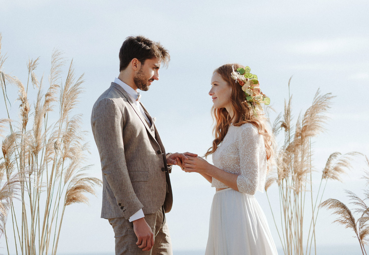 Romantic Apulia elopement with a gorgeous couple madly in love - Photo: Camilla Anchisi