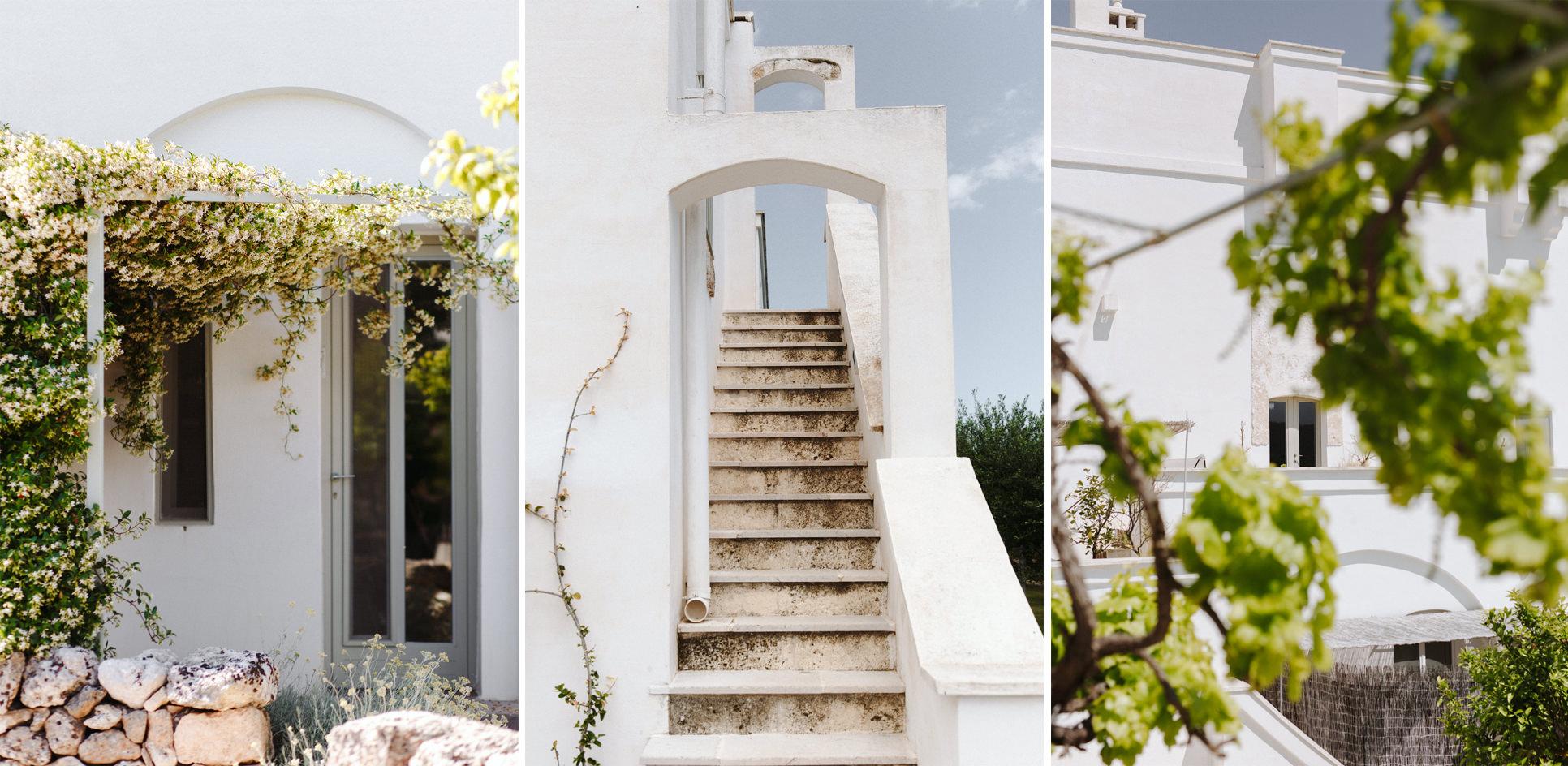 Romantic elopement in Apulia | Apulia elopement | Apulia wedding Masseria Alchimia - Fasano Camilla Anchisi Photography