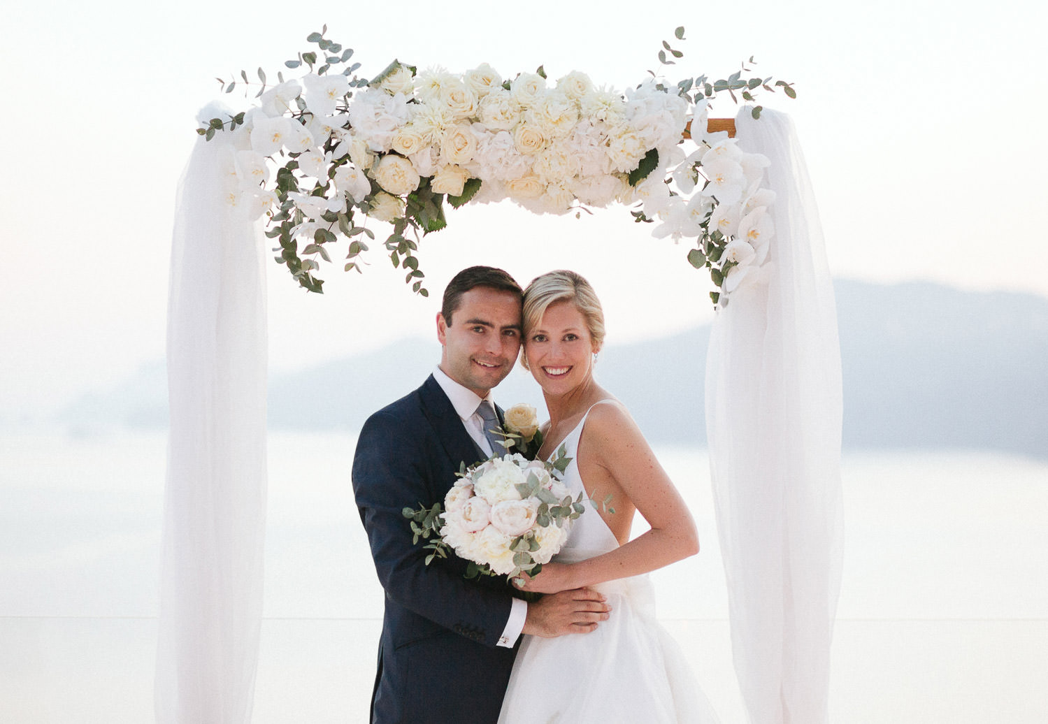 Luxury wedding in Ravello - Italian destination wedding photographer