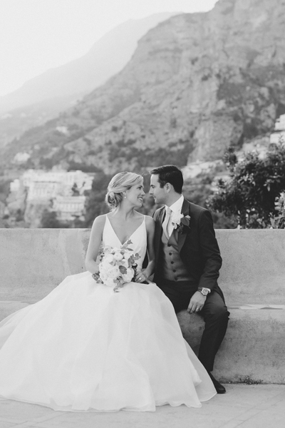 Exclusive wedding on the Amalfi Coast Photo: Camilla Anchisi - Italian Destination Wedding Photographer