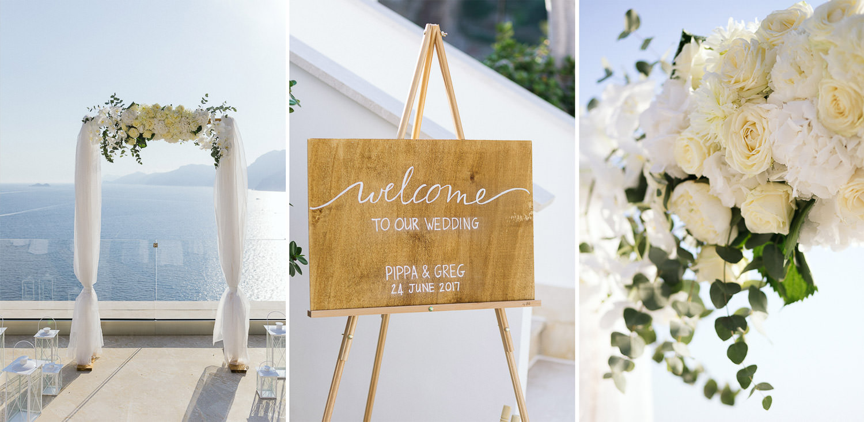 Wedding at Casa Angelina, Praiano - Amalfi Coast wedding - photo by Camilla Anchisi - Amalfi Coast wedding photographer