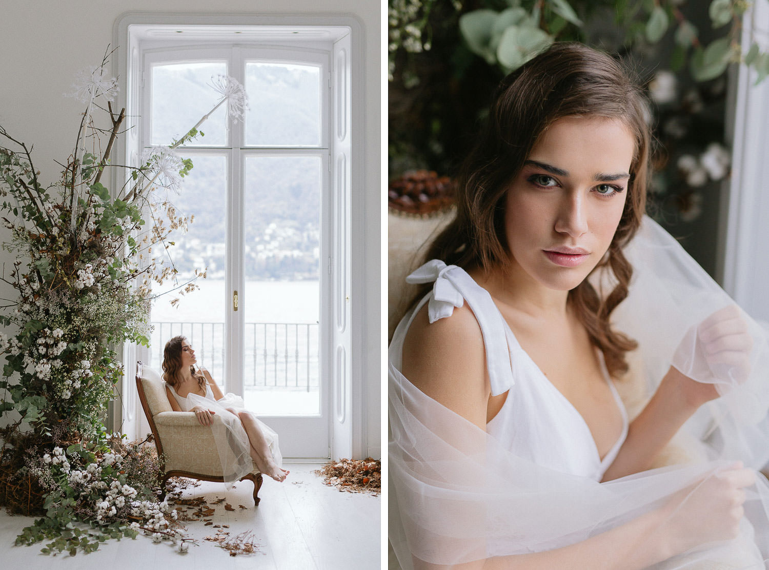 Lake Como wedding photographer Camilla Anchisi - elegant and refined wedding at Villa Bianca Stucchi