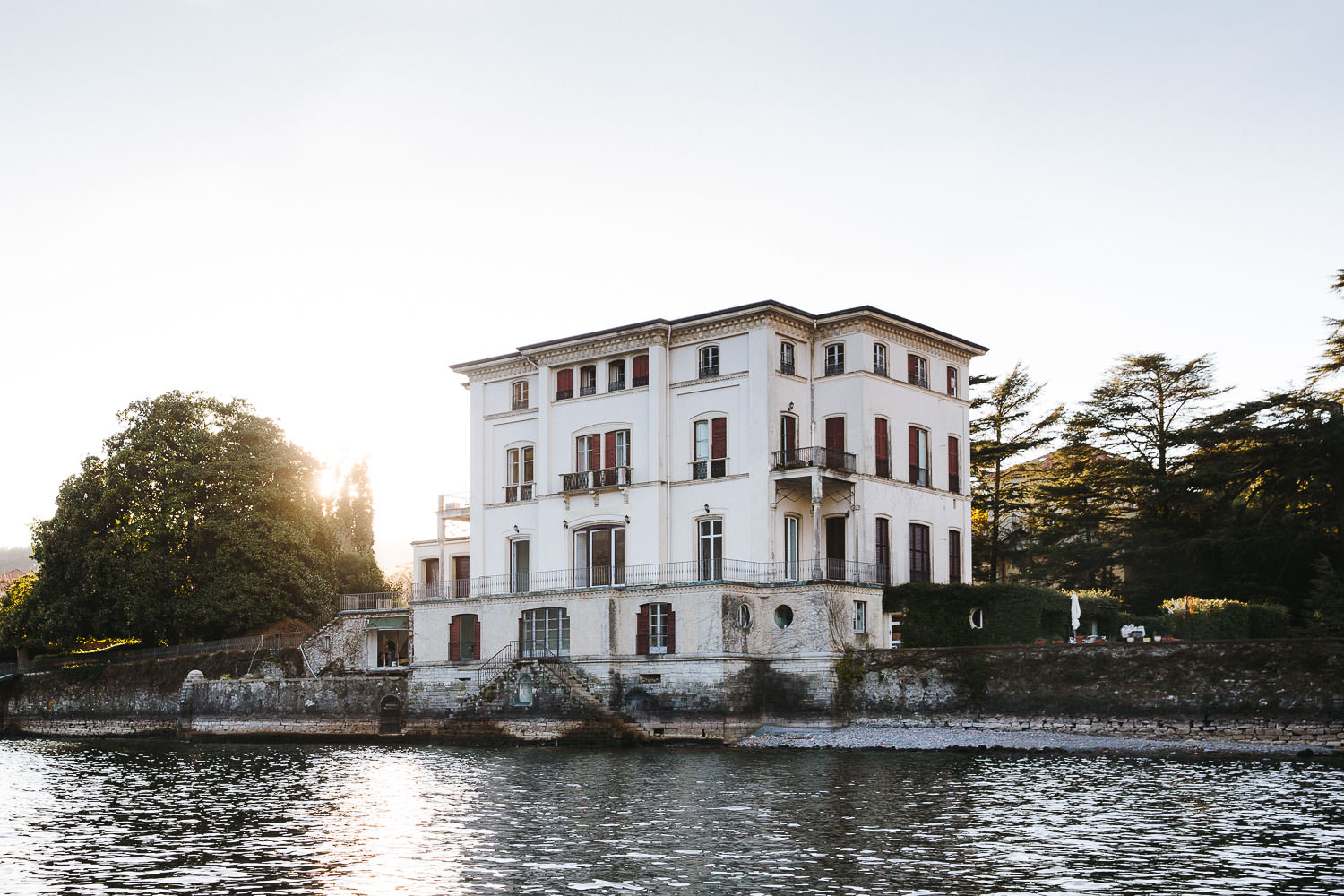 Villa Bianca Stucchi - wedding venue on Lake Como - exclusive and elegant wedding and event in Italy