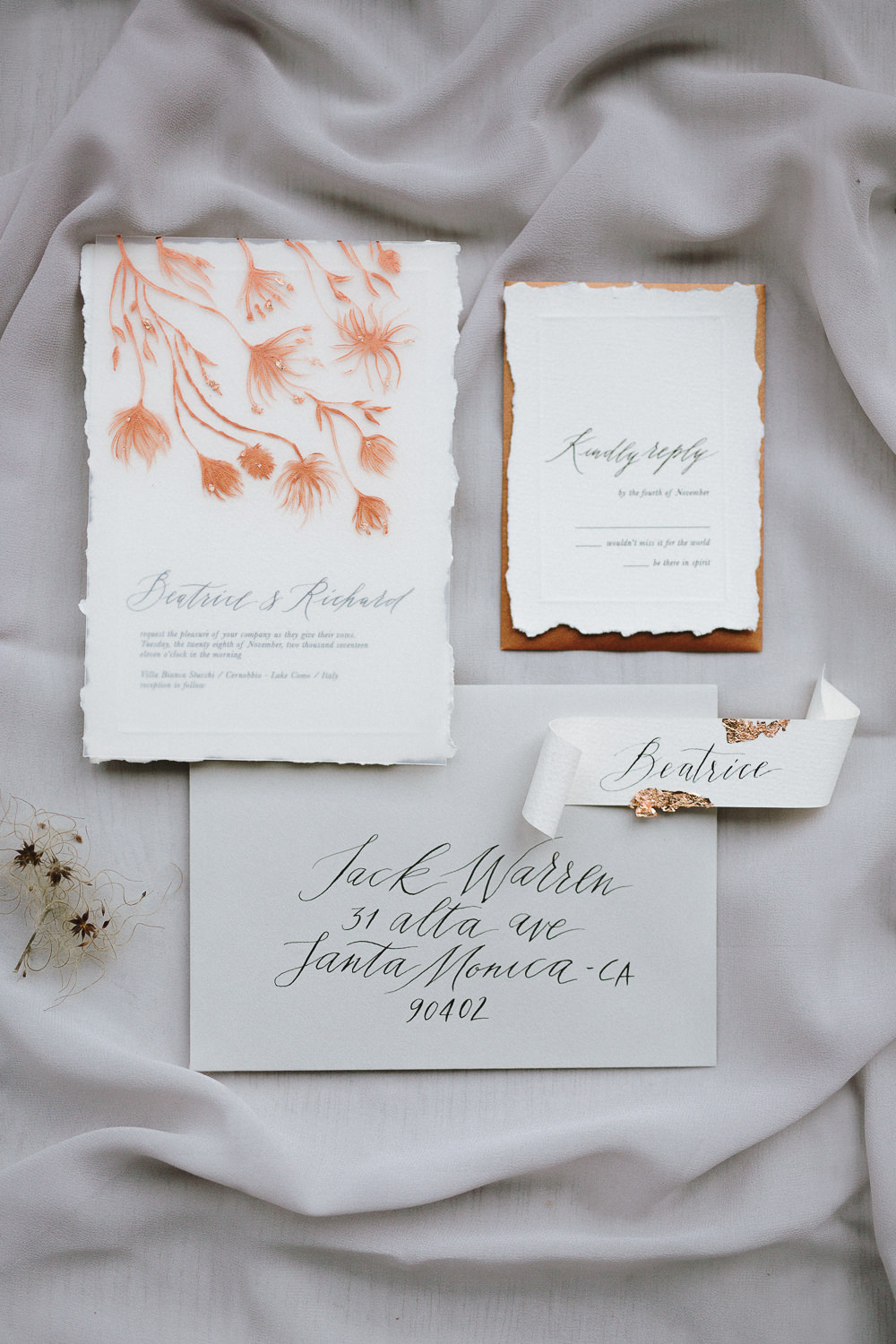 bespoke_wedding_invitation_copper_foil