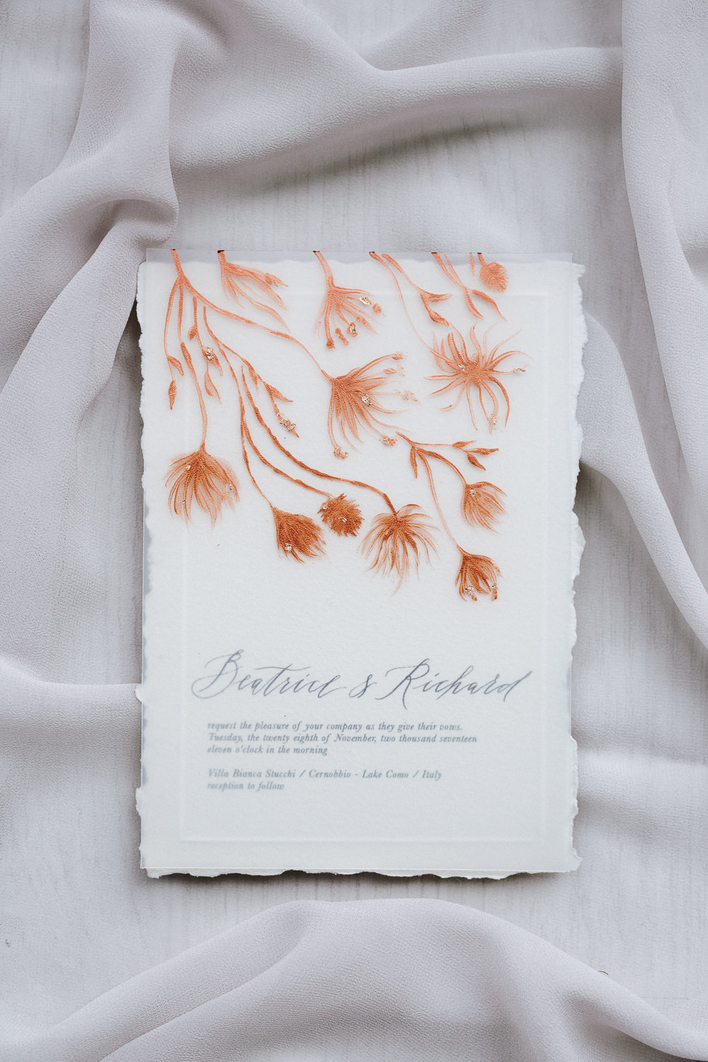 bespoke_wedding_invitation_copper_paint