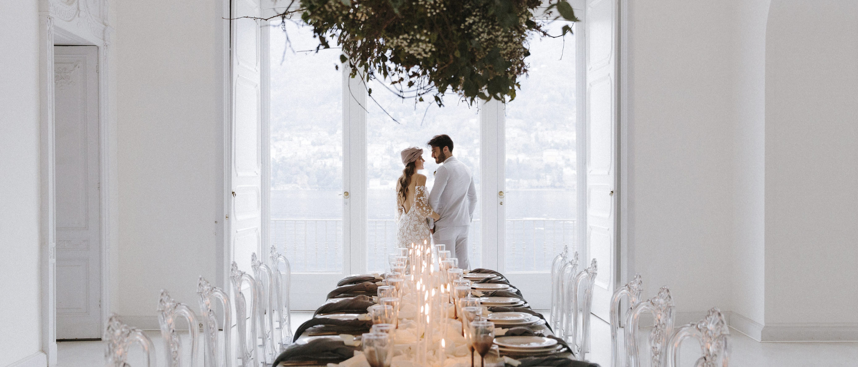 Lake Como wedding photographer specialized in refined and bespoke weddings