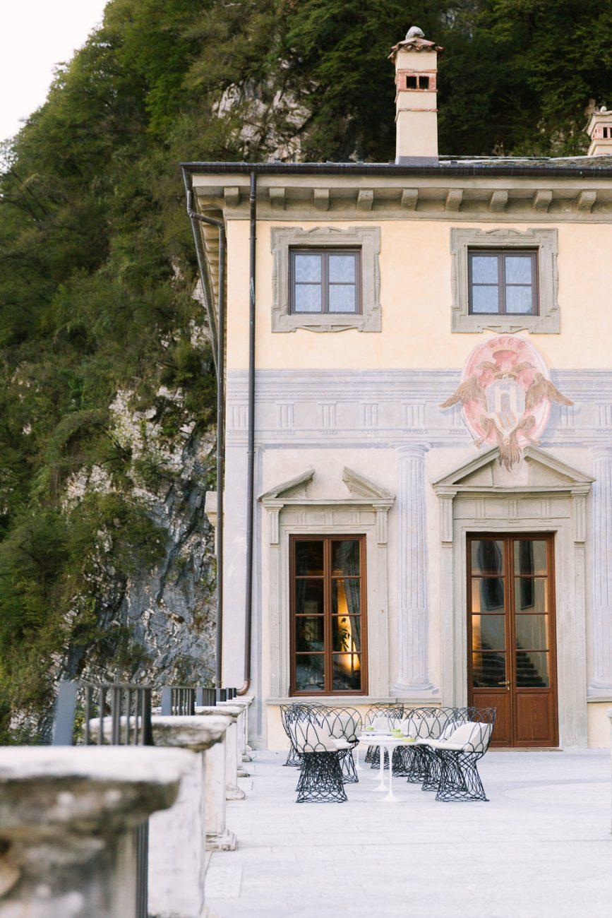 Refined intimate wedding at Villa Pliniana, Lake Como - Italy | Photo: Camilla Anchisi Photography