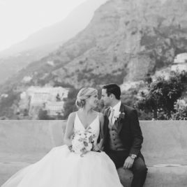 Luxury Amalfi Coast Wedding at Casa Angelina - Positano | Photo: Camilla Anchisi Photography | Planning: Anna Laure weddings