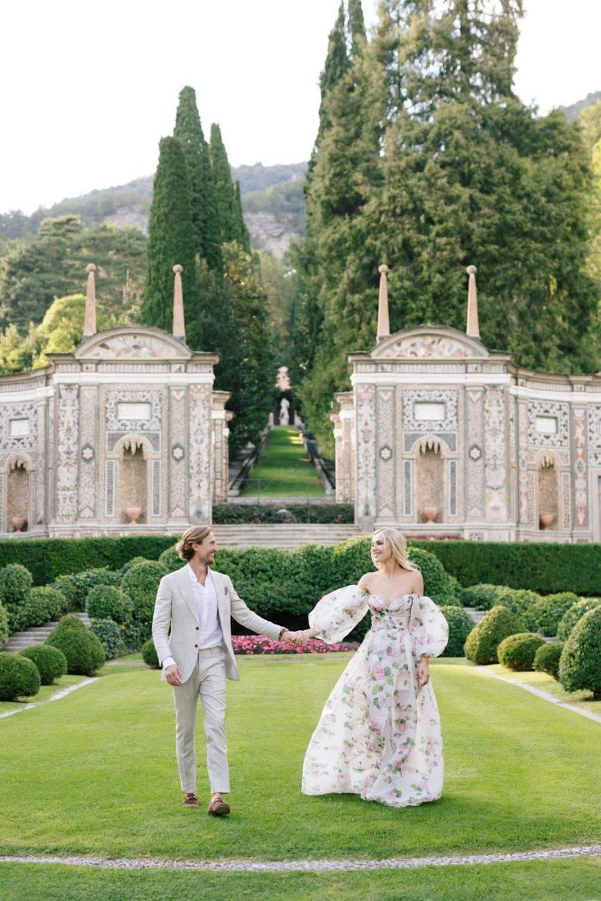 Luxury wedding at Villa d'Este, Lake Como - Villa d'Este wedding photographer Camilla Anchisi Photography